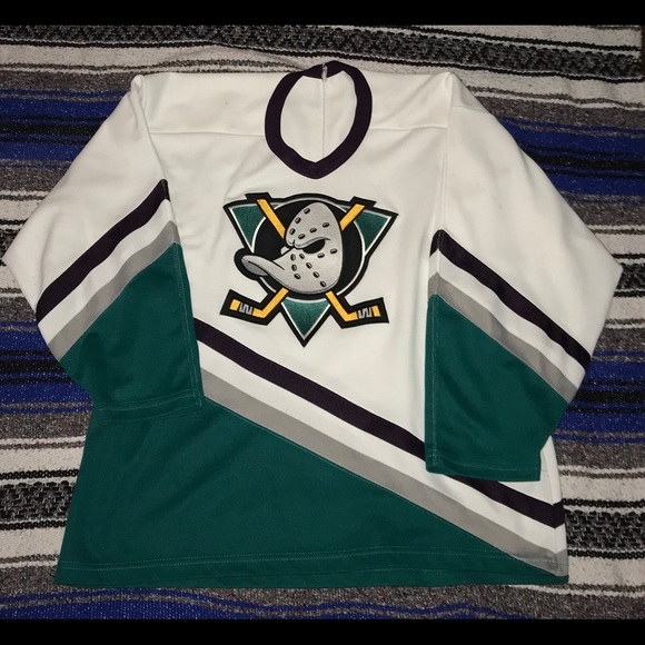 CCM Other - Vintage Mighty Ducks Hockey Jersey 🏒🦆🔥 bf207a46b